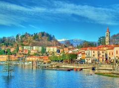 Italy, Laveno & The Lake photo by esinuhe69