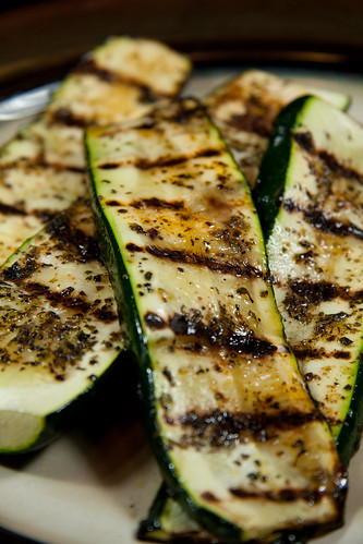 Grilled Zucchini: What's on the Grill #114 — Another Pint Please