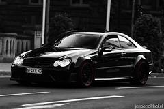 Mercedes-Benz CLK 63 AMG Black Series photo by Jeroenolthof.nl