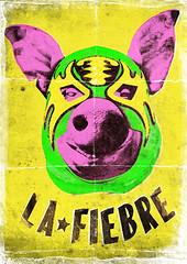 LA FIEBRE: PORCINE FEVER photo by LUIS TINOCO - ILLUSTRATOR