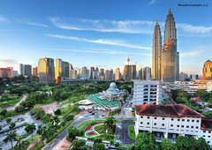 07:26 am Kuala Lumpur photo by Ragstatic