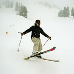 Snowbasin with Richie and Joe