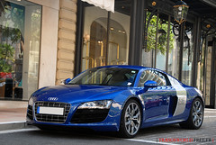 Audi R8 V10 photo by Julien Rubicondo Photography