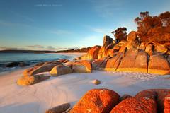 Bay of Fires Tasmania photo by john white photos
