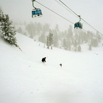 Snowbasin with Richie and Joe