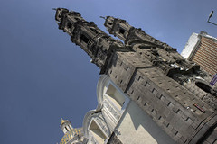 Iglesia hdr Puebla