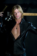 Beau with Guitar photo by Studio S by Kevin Sommers