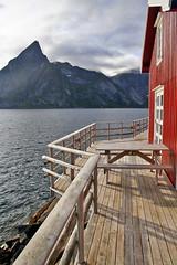 Moskenes, Moskenesøya Island, Lofoten in Norway. HBM, everybody! photo by Paulina_77