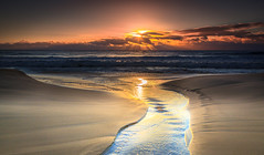 Stream, Merimbula photo by **James Lee**