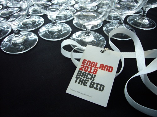 England United Glassware Sited