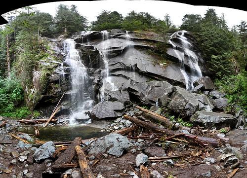 Little Bridel Veil Waterfall