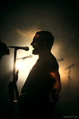 Nine Inch Nails live @ Bonnaroo Festival in Manchester, TN, 6.13.09 photo by Nine Inch Nails Official