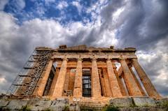 The Parthenon - Acropolis of Athens photo by 5ERG10