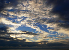 morning clouds photo by non-stop fascination