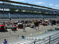 Sonicwall Road Show @ Indy Speedway