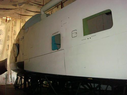 Space Shuttle Mockup - 01