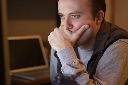 Pensive Rob