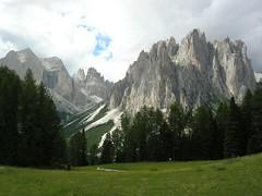 Rosengarten Catinaccio Dolomites Italy photo by Bas Vrins