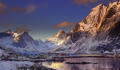 Reine photo by steinliland