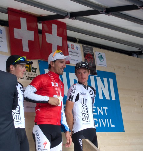Fabian Cancellera Wins Swiss National Road Race