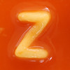 spaghetti letter Z