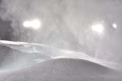 halfpipe snowmaking photo by DigiDreamGrafix.com