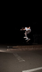 Colin Johnson - Heelflip photo by Graham Holoch