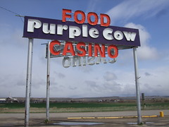 Purple Cow Family Restaurant and CASINO!