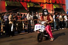 The Carnival at Goa, india photo by Anoop Negi