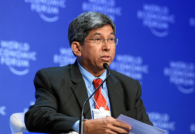 Yaacob Ibrahim - World Economic Forum Annual Meeting Davos 2009 ...