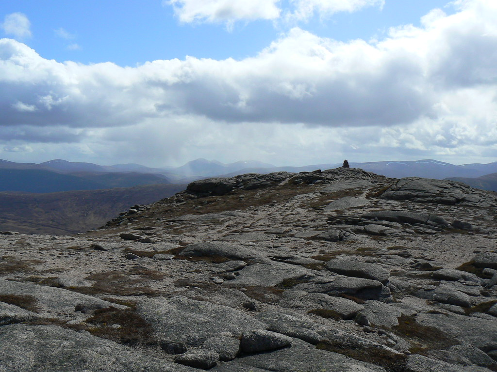 Summit of Carn Crom