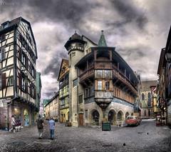 Colmar, Alsacia, La maison Pfister, France photo by dleiva