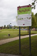 Opening speeltuin Rietensplein