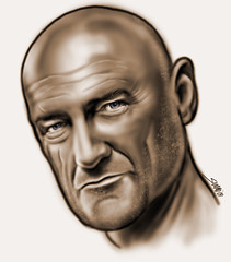 John Locke Drawing photo by sammo371