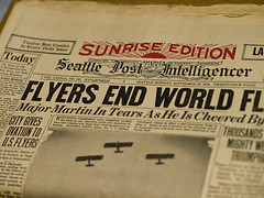 100th Anniversary of the Seattle P-I Newspaper