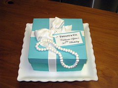 Tiffany & Co. Birthday Cake photo by harebender1