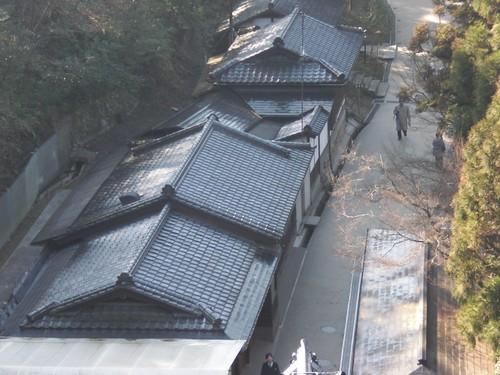 Kiyomizu-dera: Old Streets