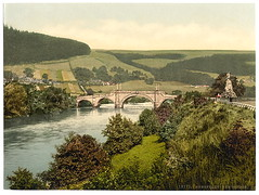 [The bridge, Aberfeldy, Scotland] (LOC)