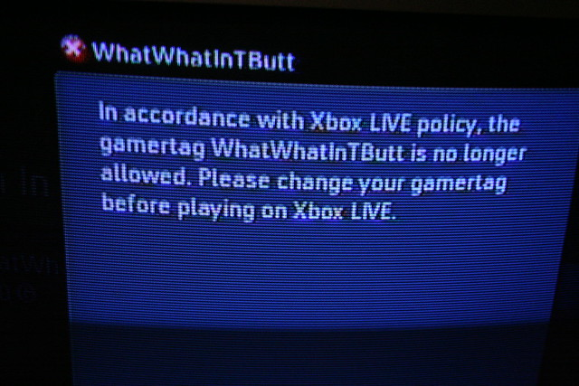 how to delete gamertag from xbox live