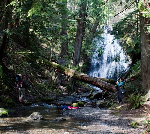 Cascade Falls II