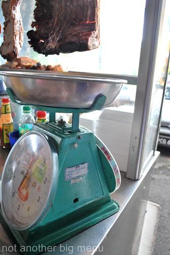 Taiping food court siew yuk stall 2