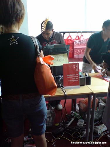 Esprit Warehouse sales2