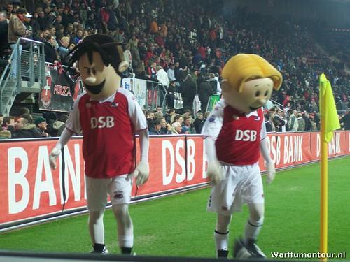 3319166860 6bde6a9991 AZ – FC Groningen 3 0, 28 februari 2009