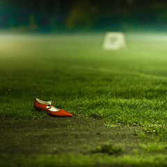 Grass / Photography / Shoe photo by ►CubaGallery