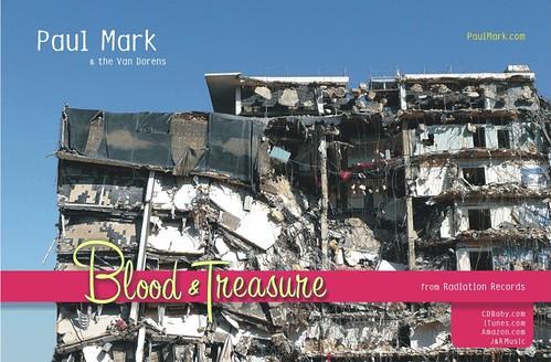 Paul Mark - Blood and Treasure