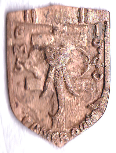 Insigne BM 5 - Col. Blandine Bongrand Saint Hillier