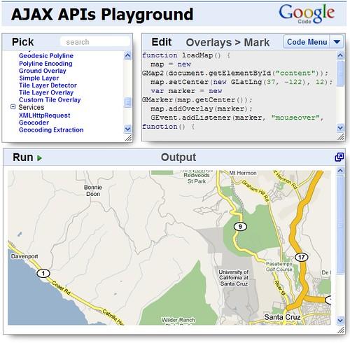 AJAX APIs Playground