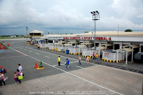 NAIA Domestic Terminal (T1)