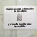 Consejo en WC