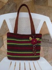 Bolsa de Crochê photo by Atelier Panos e Retalhos